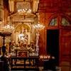 Wnętrze bazyliki Sant' Agostino, Jacopo Sansovino, Madonna del Parto