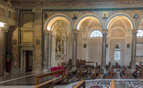Kościół Sant'Agata dei Goti, wnętrze