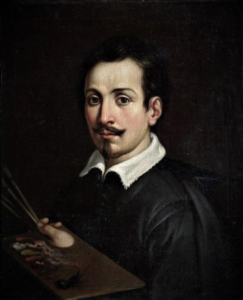 Guido Reni, autoportret, ok.1603 r., Galleria Nazionale d'Arte Antica, Palazzo Barberini, zdj. Wikipedia