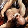 Guido Reni, Ukrzyżowania św. Piotra, fragment, Musei Vaticani