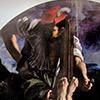 Ukrzyżowania św. Piotra, fragment, Guido Reni, Musei Vaticani