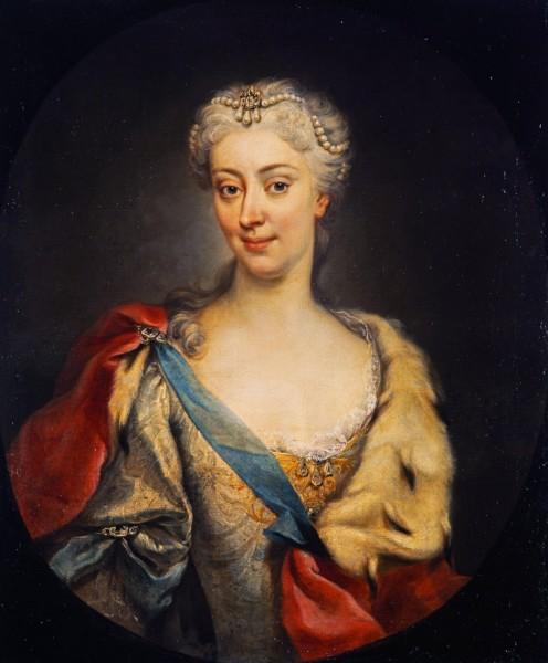 Maria Klementyna Sobieska, Martin van Meytens, zdj. Wikipedia
