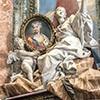 Pomnik nagrobny Marii Klementyny Sobieskiej, bazylika San Pietro in Vaticano