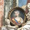 Pomnik nagrobny Marii Klementyny Sobieskiej, fragment, bazylika San Pietro in Vaticano