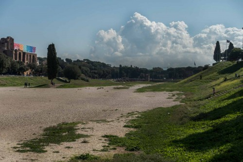 Circus Maximus from the north