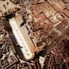 Makieta obrazująca Circus Maximus, zdj. Wikipedia, autor Pascal Radigue