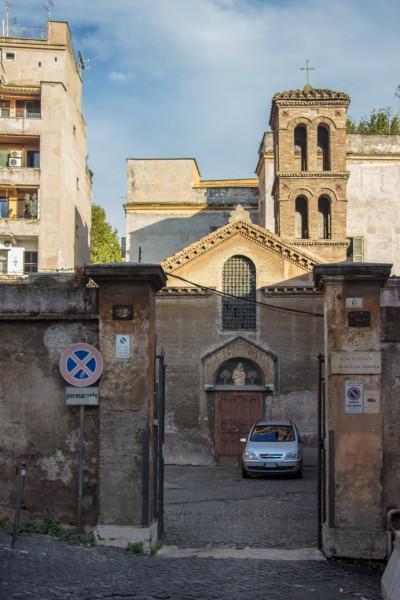 Kościół Santa Maria in Cappella
