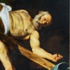 The Crucifixion of St. Peter, Cerasi Chapel, Basilica of Santa Maria del Popolo