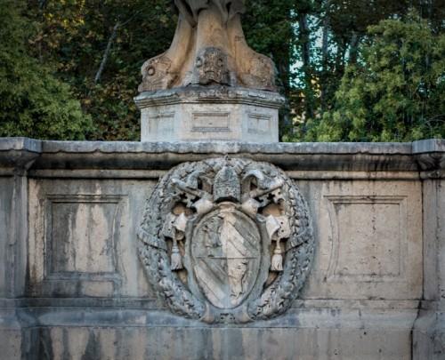 Fontana di Piazza Mastai, Trastevere