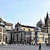 Fasada bazyliki Santa maria del Popolo