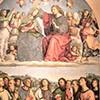 Koronacja Marii, Rafael, Pinacoteca Vaticana (Musei Vaticani)