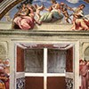 Cnota i prawo, Rafael, Stanza della Segnatura, Pałac Apostolski, zdj. Wikipedia