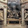 Kaplica Chigich, ołtarz główny, bazylika Santa Maria del Popolo