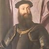 Portret Stefana Colonny, fragment, Bronzino, Galleria Nazionale d'Arte Antica, Palazzo Barberini