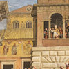 The Fire in the Borgo, Raphael with collaborators, fresco, fragment, Stanza dell'Incendio di Borgo, Apostolic Palace