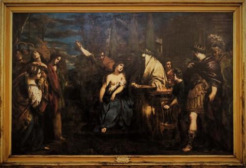 Pietro da Cortona, Ofiara Polikseny, Musei Capitolini -Pinacoteca Capitolina
