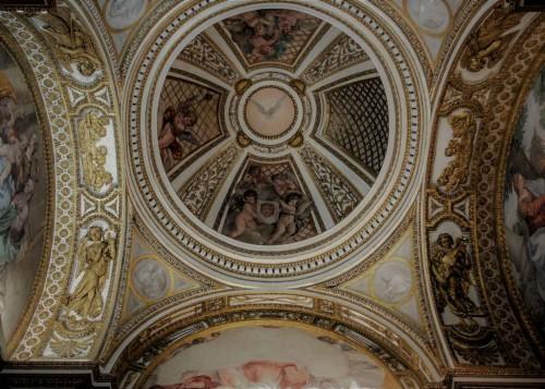 Pietro da Cortona, projekt kaplicy pałacowej, Palazzo Barberini