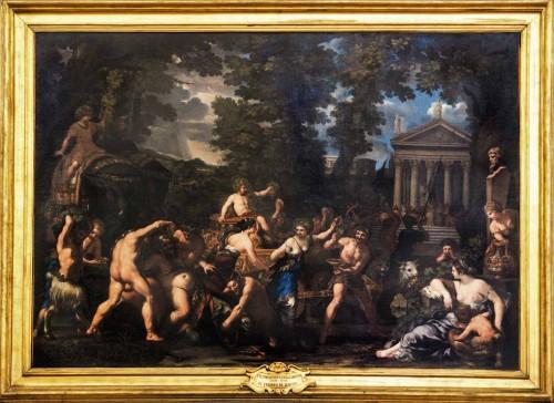 Pietro da Cortona, Triumf Bachusa, Musei Capitolini - Pinacoteca Capitolina