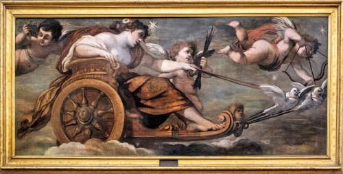 Rydwan Wenus (Aurory), Galleria Nazionale d'Arte Antica, Palazzo Barberini