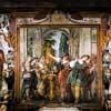Pietro da Cortona, freski lewej nawy w kościele Santa Bibiana