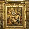 Pietro da Cortona, scena Opłakiwania, kaplica Urbana VIII, apartamenty papieskie, Musei Vaticani