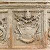 Fontanna Klemensa XI, fragment, Piazza di San Pietro
