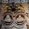 Popiersia w kaplicy rodowej Marii Camilli Pallavicini i Gian Battisty Rospigliosi, kościół San Francesco a Ripa
