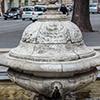Fontana della Terrina, Piazza della Chiesa Nuova