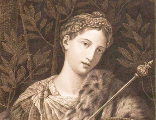 Tullia d'Aragona, Caterina Piotti Pirola, 1823, zdj. Wikipedia