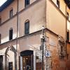 Locanda della Vacca, siedziba Vanozzy Cattanei, Campo de'Fiori, zdj. Wikipedia