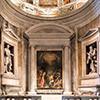 Kaplica rodu del Monte, kościół San Pietro in Montorio