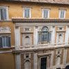Palazzo di Firenze, dziedziniec -fundacja papieża Juliusza III