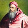 Portret papieża Juliusza III, warsztat Girolamo Siciolante da Sermoneta, Rijksmuseum, Amsterdam, zdj. Wikipedia