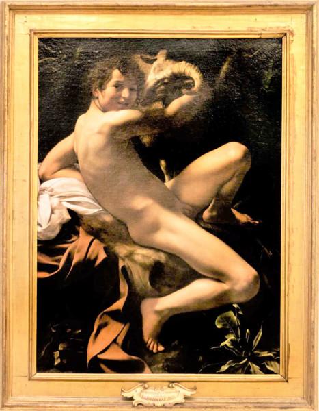 Święty Jan Chrzciciel, Caravaggio, Musei Capitolini