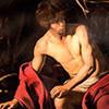 Święty Jan Chrzciciel, Caravaggio, Galleria Corsini (Galleria Nazionale d'Arte Antica)