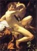 Święty Jan Chrzciciel, Caravaggio, Musei Capitolini, zdj. Wikipedia