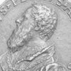 Medal z wizerunkiem Pietra Aretina, zdj. Wikipedia