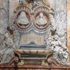 Nagrobek Marii Camilli i Giambattisty Rospigliosi-Pallavicini, kościół San Francesco a Ripa