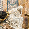 Nagrobek Stefana i Lazzara Pallavicinich, alegoria Męstwa, kościół San Francesco a Ripa