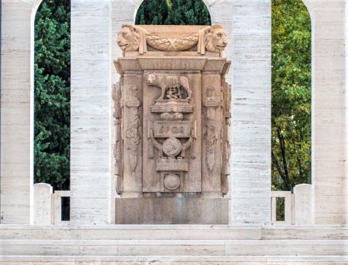 Mausoleo Ossario Garibaldino, ołtarz