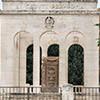Mausoleo Ossario Garibaldino (Pomnik poległych za wolność), wzgórze Janiculum