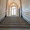 Palazzo di Firenze, staircase of the palace