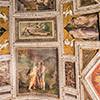 Palazzo Firenze, the so-called Loggia del Primaticcio, decorations Prospero Fontana