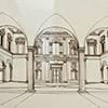 Palazzo Firenze, courtyard