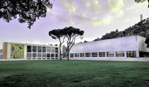 Dom Szermierki (Accademia della Scherma), Luigi Moretti, Foro Italico