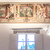 Willa Giulia, casino - piano nobile, Sala Siedmiu Wzgórz