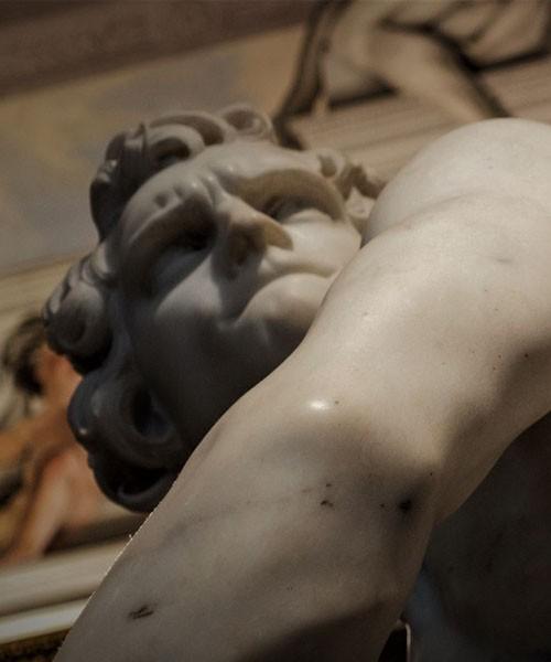 Dawid, Gian Lorenzo Bernini, Galleria Borghese