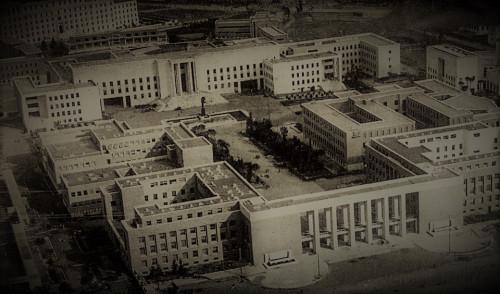 Città Universitaria (kompleks uniwersytecki La Sapienza), Architettura (numero speziale), 1935