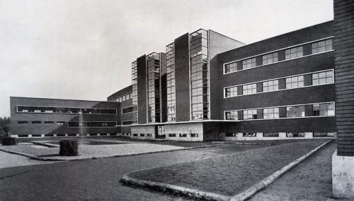 Instytut Biologii w kompleksie uniwersyteckim La Sapienza, Architettura (numero speziale), 1935