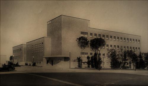 Instytut Fizyki w kompleksie uniwersyteckim La Sapienza, Architettura (numero speziale), 1935